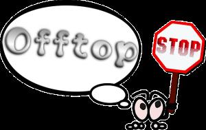 Что такое оффтоп